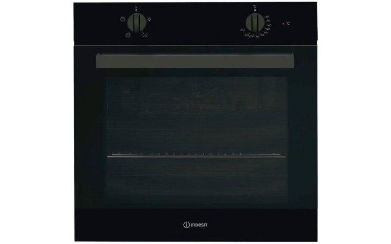 Духовой шкаф INDESIT IFW 6220 BL черный