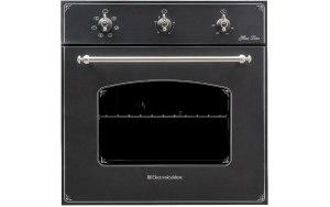 Духовой шкаф ELECTRONICSDELUXE 6006.03 эшв-011 черный матовый