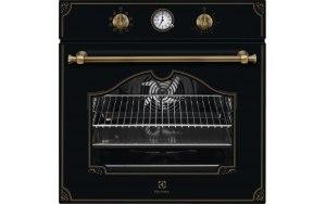 Духовой шкаф ELECTROLUX OPEB2520R черный