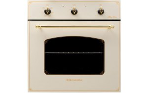 Духовой шкаф ELECTRONICSDELUXE 6006.03 эшв-001 бежевый