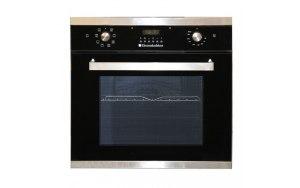 Духовой шкаф ELECTRONICSDELUXE 6009.01 эшв-014 стекло черное