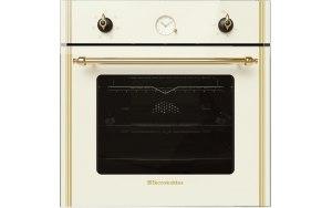 Духовой шкаф ELECTRONICSDELUXE 6006.05эшв-001, бежевый