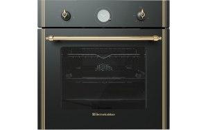 Духовой шкаф ELECTRONICSDELUXE 6006.05эшв-009 черный матовый