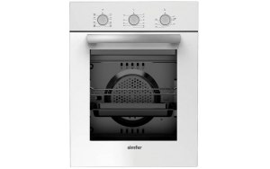 Духовой шкаф SIMFER B 4EC 18011 белый