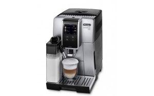 Кофемашина DELONGHI Dinamica ECAM370.85 SB серебристый/черный