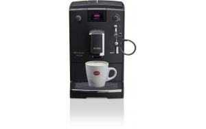 Кофемашина NIVONA CafeRomatica NICR 660 черный/серебристый