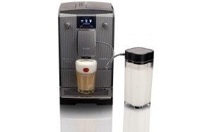 Кофемашина NIVONA CafeRomatica NICR 789 серый/черный