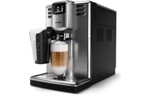 Кофемашина PHILIPS Series 5000 EP5035/10 серебристый/черный