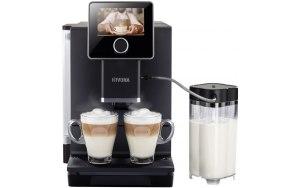 Кофемашина NIVONA CafeRomatica NICR 960 черный/серебристый