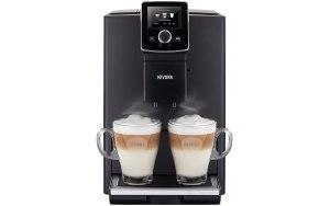 Кофемашина NIVONA CafeRomatica NICR 820 черный/серебристый
