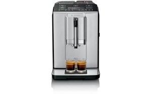 Кофемашина BOSCH TIS30521RW серебристый
