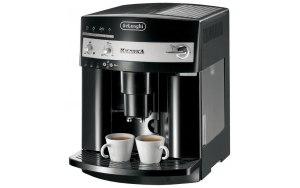 Кофемашина DELONGHI Magnifica ESAM3000 черный