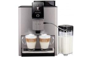 Кофемашина NIVONA CafeRomatica NICR 1040 титановый/черный