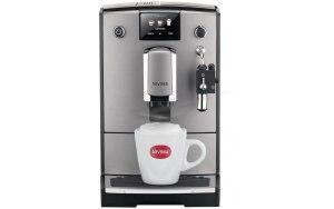 Кофемашина NIVONA CafeRomatica NICR 675 титановый/черный