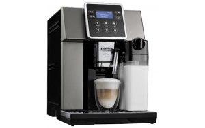 Кофемашина DELONGHI ESAM420.80.TB черный/серебристый