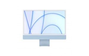 "Моноблок APPLE iMac Z12X000AS 24""/Apple M1/16ГБ/512ГБ SSD/Apple/macOS/синий"