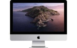 """Моноблок APPLE iMac MHK23RU A/21.5""""/Intel Core i3 8100B/8ГБ/256ГБ SSD/AMD Radeon Pro 555X - 2048 Мб/macOS/серебристый и черный"""