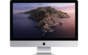 """Моноблок APPLE iMac Z0ZW000AB 27""""/Intel Core i5 10600/8ГБ/512ГБ SSD/AMD Radeon Pro 5300 - 4096 Мб/macOS/серебристый"""