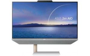 "Моноблок ASUS A5401WRAK-WA110T 23.8""/Intel Core i3 10100T/8ГБ/256ГБ SSD/Intel/Windows 10 Home/белый [90pt0313-m06370]"