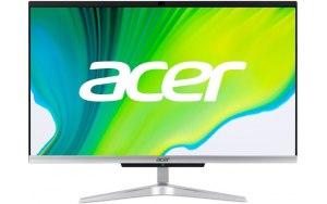 "Моноблок ACER Aspire C22-963 21.5""/Intel Core i3 1005G1/4ГБ/1000ГБ/Intel UHD Graphics/Endless/серебристый [dq.bener.00j]"