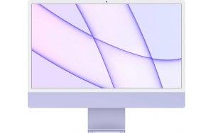 "Моноблок APPLE iMac Z131000AS 24""/Apple/16ГБ/512ГБ SSD/Apple/macOS/фиолетовый"