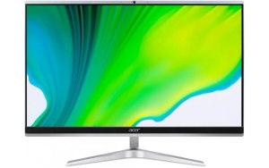 "Моноблок ACER Aspire C24-1650 23.8""/Intel Core i5 1135G7/8ГБ/256ГБ SSD/Intel Iris Xe/Windows 10/серебристый [dq.bfser.009]"
