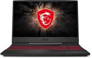 """Ноутбук MSI GL65 Leopard 10SCXR-055XRU 15.6""""/IPS/Intel Core i7 10750H 2.6ГГц/8ГБ/1000ГБ/128ГБ SSD/NVIDIA GeForce GTX 1650 - 4096 Мб/Free DOS/9S7-16U822-055/черный"""