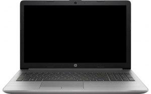 "Ноутбук HP 250 G7 15.6""/Intel Pentium N5030 1.1ГГц/8ГБ/256ГБ SSD/Intel UHD Graphics 605/DVD-RW/Free DOS 2.0/214B9ES/серебристый"
