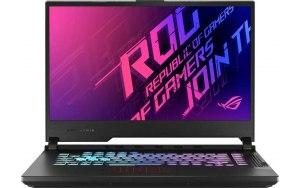 "Ноутбук ASUS ROG G512LV-HN230 15.6""/IPS/Intel Core i7 10870H 2.2ГГц/16ГБ/512ГБ SSD/NVIDIA GeForce RTX 2060 - 6144 Мб/noOS/90NR04D1-M04520/черный"