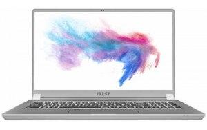 """Ноутбук MSI Creator 17 A10SF-472RU 17.3""""/Intel Core i7 10875H 2.3ГГц/32ГБ/1ТБ SSD/NVIDIA GeForce RTX 2070 MAX Q - 8192 Мб/Windows 10/9S7-17G312-472/серый"""
