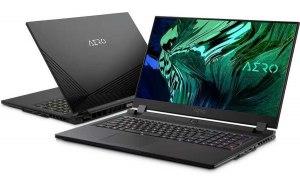 "Ноутбук Gigabyte Aero 17 HDR YD-94RU548SP 17.3""/IPS/Intel Core i9 10980HK 2.4ГГц/32ГБ/512ГБ + 1ТБ SSD/NVIDIA GeForce RTX 3080 для ноутбуков - 16384 Мб/Windows 10 Professional/YD-94RU548S"