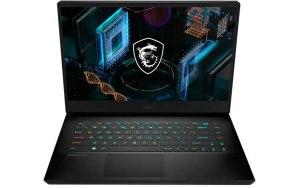 """Ноутбук MSI GP66 Leopard 11UG-284RU 15.6""""/IPS/Intel Core i7 11800H 2.3ГГц/16ГБ/1ТБ SSD/NVIDIA GeForce RTX 3070 для ноутбуков - 8192 Мб/Windows 10/9S7-154322-284/черный"""