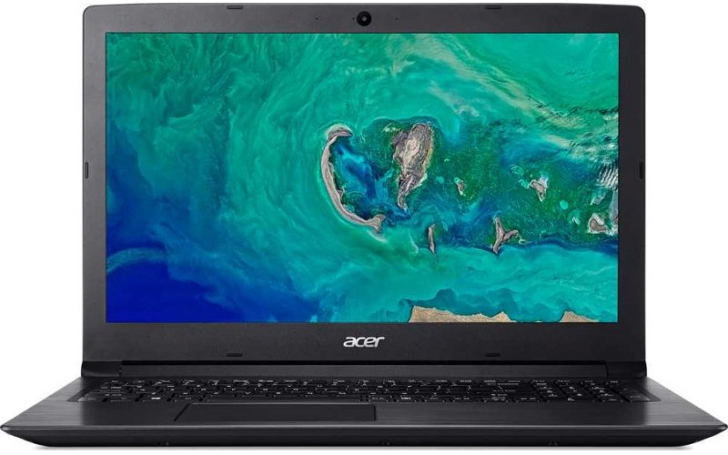 "Ноутбук ACER Aspire A315-53-309Y 15.6""/Intel Core i3 7020U 2.3ГГц/4Гб/128Гб SSD/Intel HD Graphics 620/Windows 10/NX.H9KER.014/черный"