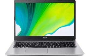 "Ноутбук ACER Aspire 1 A114-33-P7VD 14""/Intel Pentium Silver N6000 1.1ГГц/4ГБ/128ГБ eMMC/Intel UHD Graphics /Eshell/NX.A7VER.00A/серебристый"