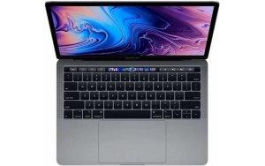 """Ноутбук APPLE MacBook Pro MUHN2RU/A 13.3""""/IPS/Intel Core i5 8257U 1.4ГГц/8Гб/128Гб SSD/Intel Iris graphics 645/Mac OS Sierra/MUHN2RU/A/темно-серый"""