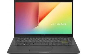 Ноутбук ASUS VivoBook K413JA-EB401T 14/IPS/Intel Core i3 1005G1 1.2ГГц/8ГБ/256ГБ SSD/Intel UHD Graphics /Windows 10/90NB0RCF-M05590/черный