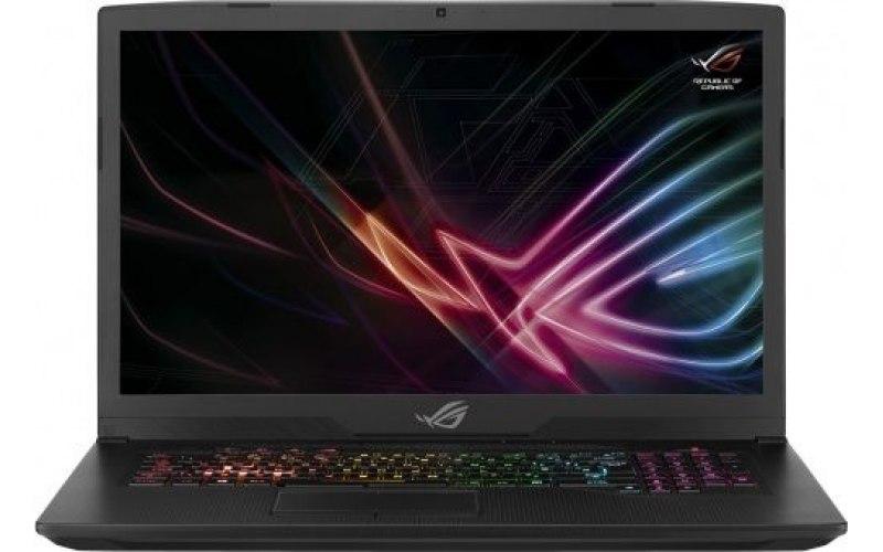 """Ноутбук ASUS ROG GL703GM-E5108T 17.3""""/IPS/Intel Core i5 8300H 2.3ГГц/16Гб/1000Гб/256Гб SSD/nVidia GeForce GTX 1060 6144 Мб/Windows 10/90NR00G1-M02010/черный"""