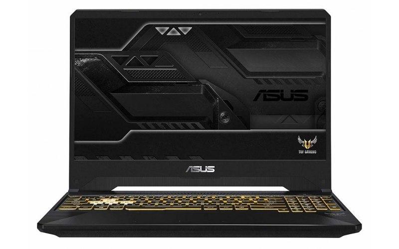 "Ноутбук ASUS TUF Gaming FX505GM-BN274 15.6""/IPS/Intel Core i5 8300H 2.3ГГц/16Гб/1000Гб/256Гб SSD/nVidia GeForce GTX 1060 6144 Мб/noOS/90NR0131-M05190/темно-серый"