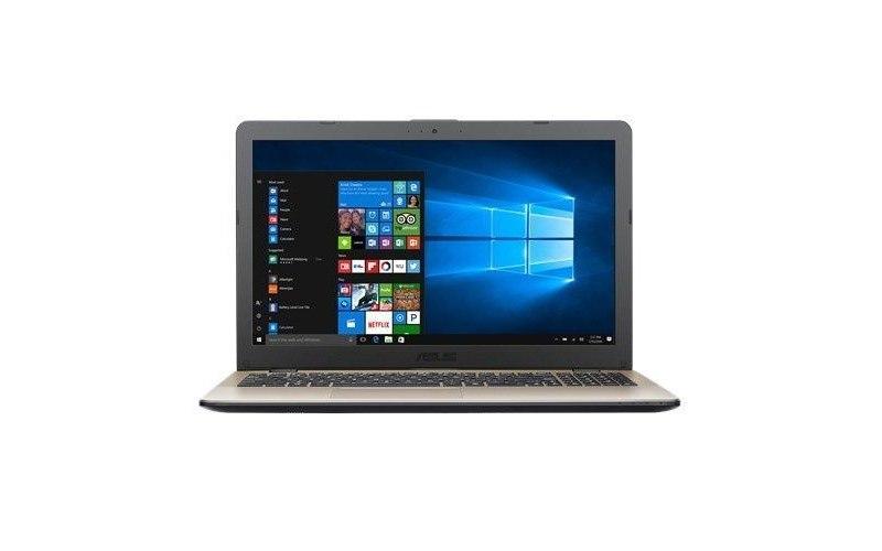 """Ноутбук ASUS VivoBook X541UV-DM1607T 15.6""""/Intel Core i3 6006U 2ГГц/8Гб/1000Гб/nVidia GeForce 920MX 2048 Мб/Windows 10/90NB0CG1-M24120/черный"""