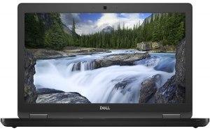 """Ноутбук DELL Latitude 5590 15.6""""/IPS/Intel Core i5 8250U 1.6ГГц/8Гб/256Гб SSD/Intel UHD Graphics 620/Windows 10 Professional/5590-8140/черный"""