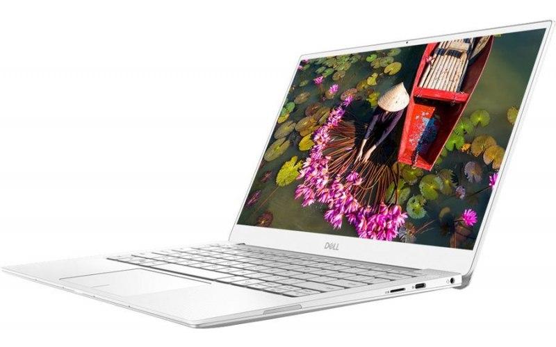 "Ультрабук DELL XPS 13 13.3""/IPS/Intel Core i7 8565U 1.8ГГц/16Гб/512Гб SSD/Intel UHD Graphics 620/Windows 10 Home/9380-3977/серебристый"