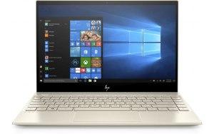 """Ноутбук HP Envy 13-aq0003ur 13.3""""/IPS/Intel Core i5 8265U 1.6ГГц/8Гб/256Гб SSD/nVidia GeForce MX250 2048 Мб/Windows 10/6PS50EA/золотистый"""