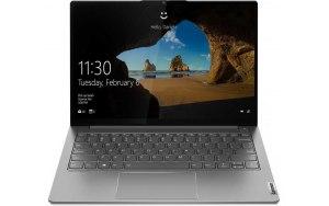 Ноутбук LENOVO Thinkbook 13s G2 ITL 13.3/IPS/Intel Core i7 1165G7 2.8ГГц/16ГБ/1ТБ SSD/Intel Iris Xe graphics /Windows 10 Professional/20V9003CRU/серый