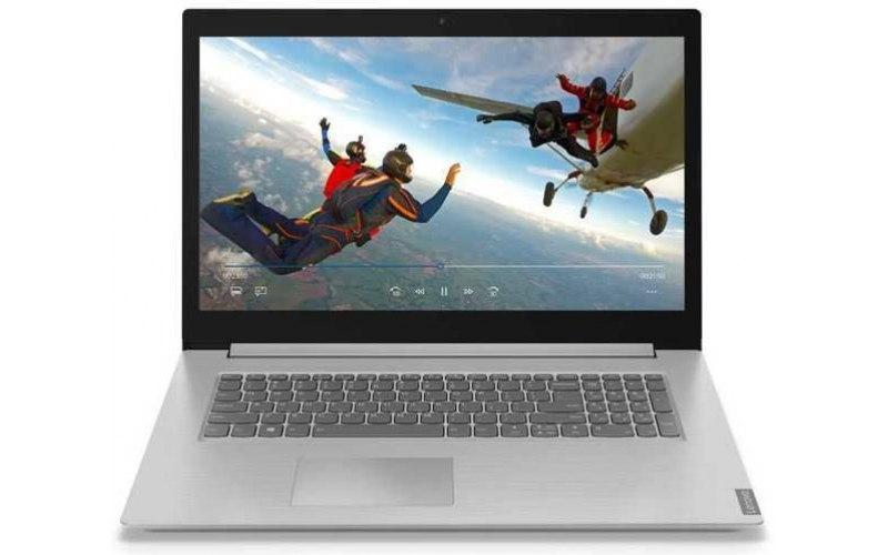 "Ноутбук LENOVO IdeaPad L340-17API 17.3""/AMD Ryzen 3 3200U 2.6ГГц/4Гб/1000Гб/128Гб SSD/AMD Radeon Vega 3/Free DOS/81LY001RRK/серебристый"