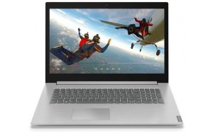 "Ноутбук LENOVO IdeaPad L340-17API 17.3""/AMD Ryzen 7 3700U 2.3ГГц/4Гб/1000Гб/128Гб SSD/AMD Radeon Rx Vega 10/noOS/81LY001VRK/серый"