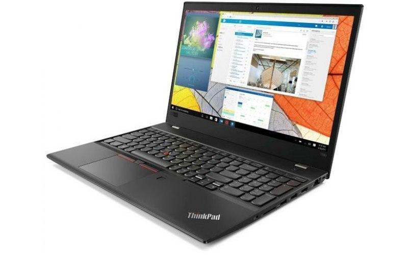 """Ноутбук LENOVO ThinkPad T580 15""""/IPS/Intel Core i7 8550U 1.8ГГц/16Гб/512Гб SSD/nVidia GeForce Mx150 2048 Мб/Windows 10 Professional/20L90026RT/черный"""
