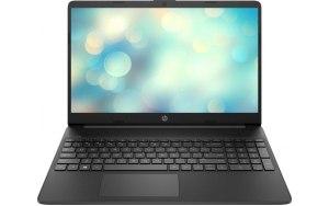 "Ноутбук HP 15s-eq0080ur 15.6""/AMD Ryzen 5 3500U 2.1ГГц/4ГБ/128ГБ SSD/AMD Radeon Vega 8/Free DOS 3.0/2L2T4EA/черный"