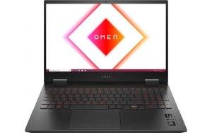 """Ноутбук HP Omen 15-ek0051ur 15.6""""/IPS/Intel Core i5 10300H 2.5ГГц/16ГБ/512ГБ SSD/NVIDIA GeForce RTX 2060 - 6144 Мб/Windows 10/2X0K4EA/черный"""