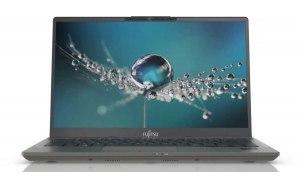 """Ноутбук FUJITSU LifeBook U7411 14""""/IPS/Intel Core i7 1165G7 2.8ГГц/16ГБ/256ГБ SSD/Intel Iris Xe graphics /noOS/LKN:U7411M0005RU/черный"""