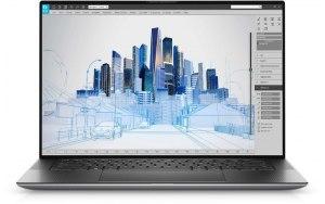 """Ноутбук DELL Precision 5560 15.6""""/Intel Core i9 11950H 2.6ГГц/16ГБ/1ТБ SSD/NVIDIA GeForce RTX A2000 - 4096 Мб/Windows 10 Professional/5560-0624/серый"""